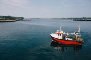 Fishing vessel girl rachel 1